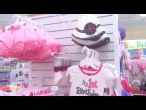 Las Vegas.Babies'R'us.A Million Little Things For Children.