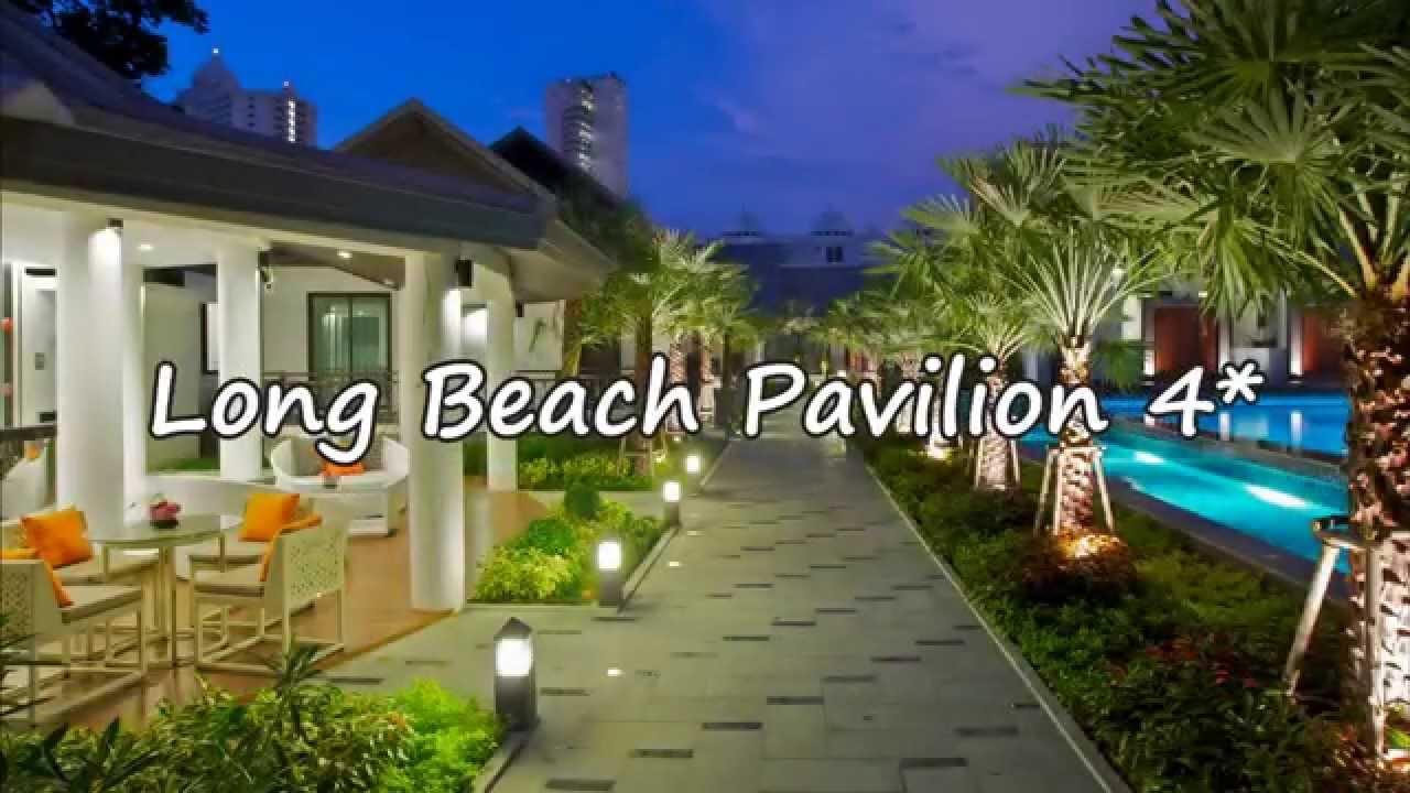 Long Beach Pavilion Pattaya 4* - YouTube