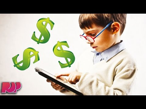 Boy From UK Spends $5000 On iPad Game! Dad Is PISSED
