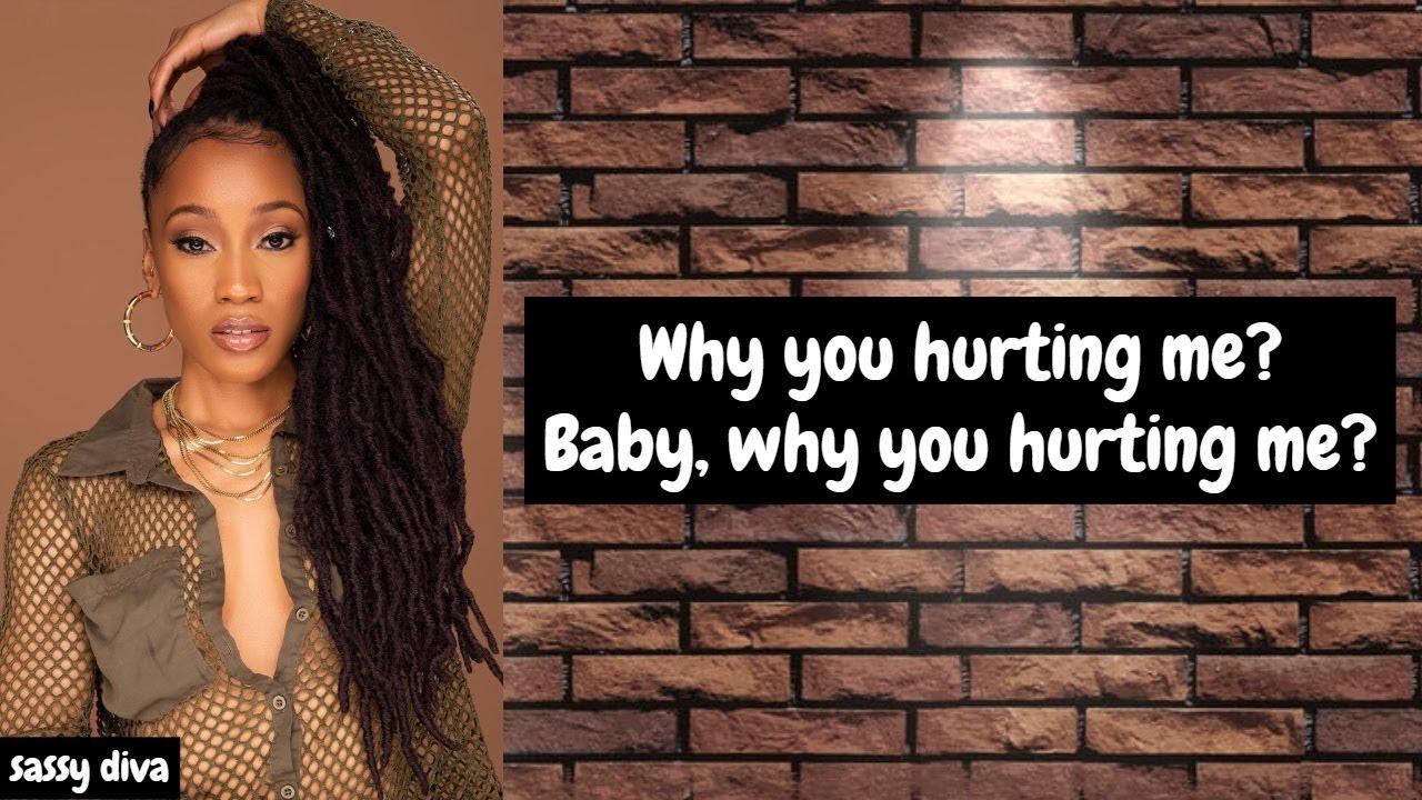 Dondria - Why You Hurting Me (Lyrics)