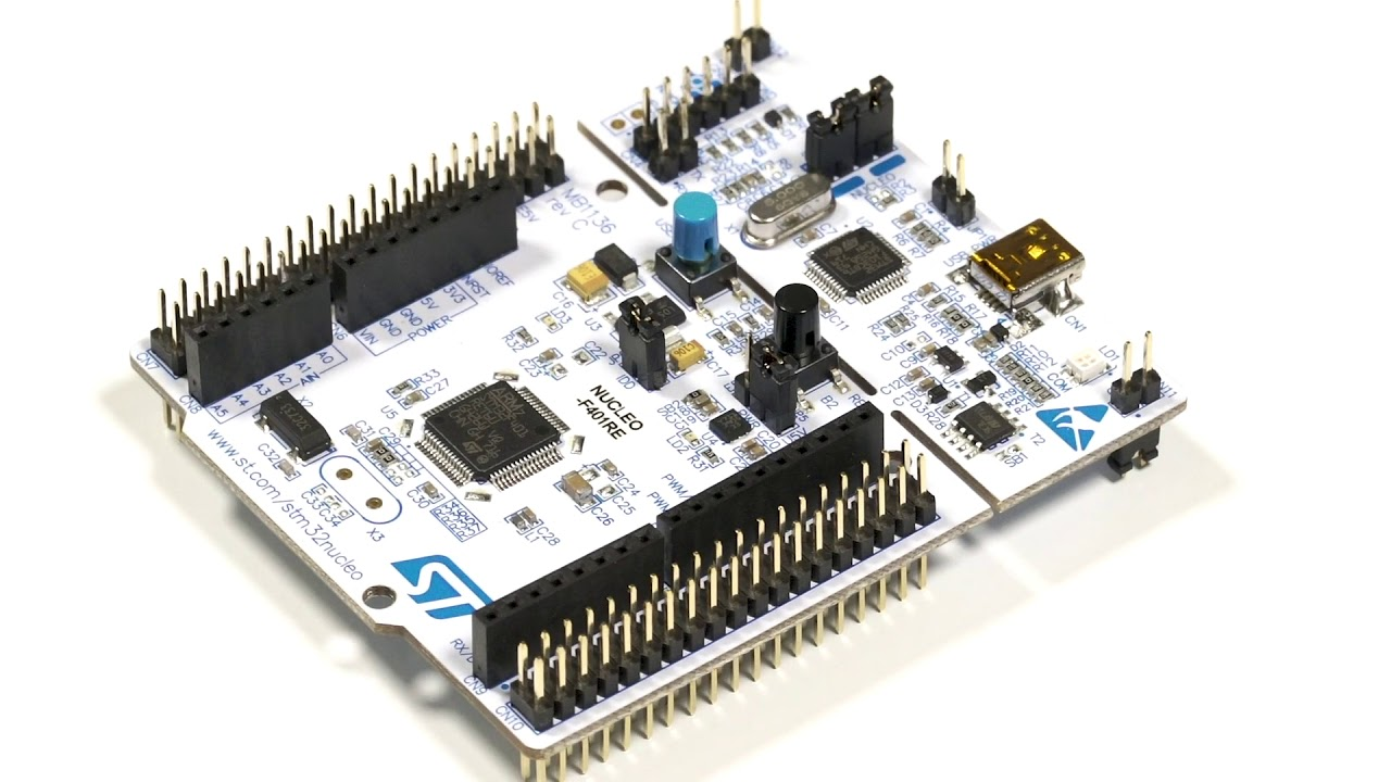 NUCLEO-F401RE STMicroelectronics Microcontroller