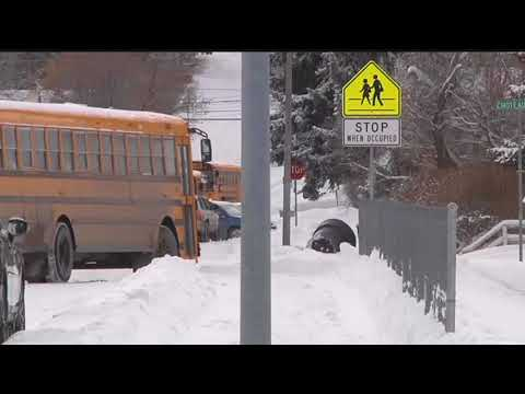 Winter conditions complicate snow clearing for Helena Public Schools