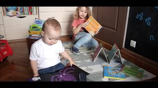 #WoleMole Książka najlepszym przyjacielem dziecka