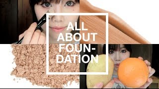 【BrenLui大佬B】論盡各式粉底 All about Foundation Thumbnail