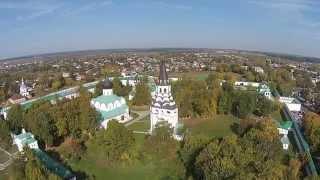 видео Троицкий собор в г. Александров