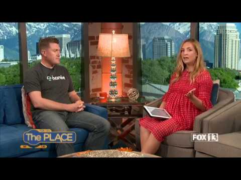 The Easiest Way to Buy or Sell a Home - Homie on Fox13 The Place