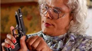 Madea Ready To Bust A Cap (Tyler Perry's Madea's Big Happy Family The Play