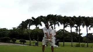 uptight golf
