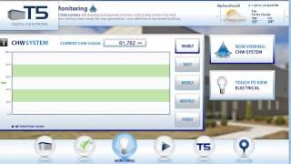 Data Center Energy Efficiency Education Dashboard