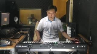 Tình yêu trả lại trăng sao - Hxe với Roland E-A7