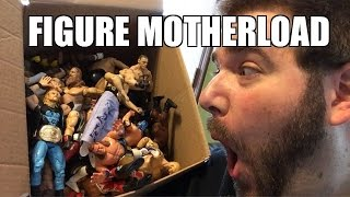 CRAZY WWE Figure FAN MAIL HAUL UNBOXING!