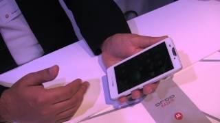 Motorola Droid Razr HD and Droid Raz M First Look