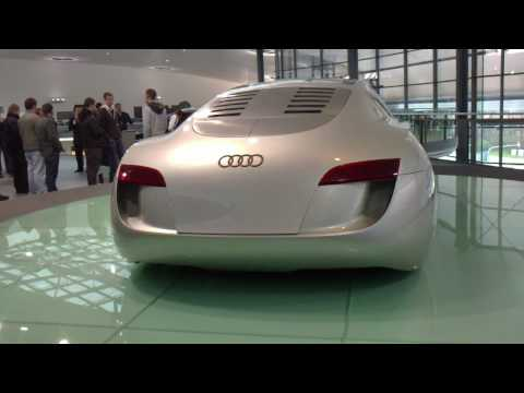 Audi RSQ Concept Car