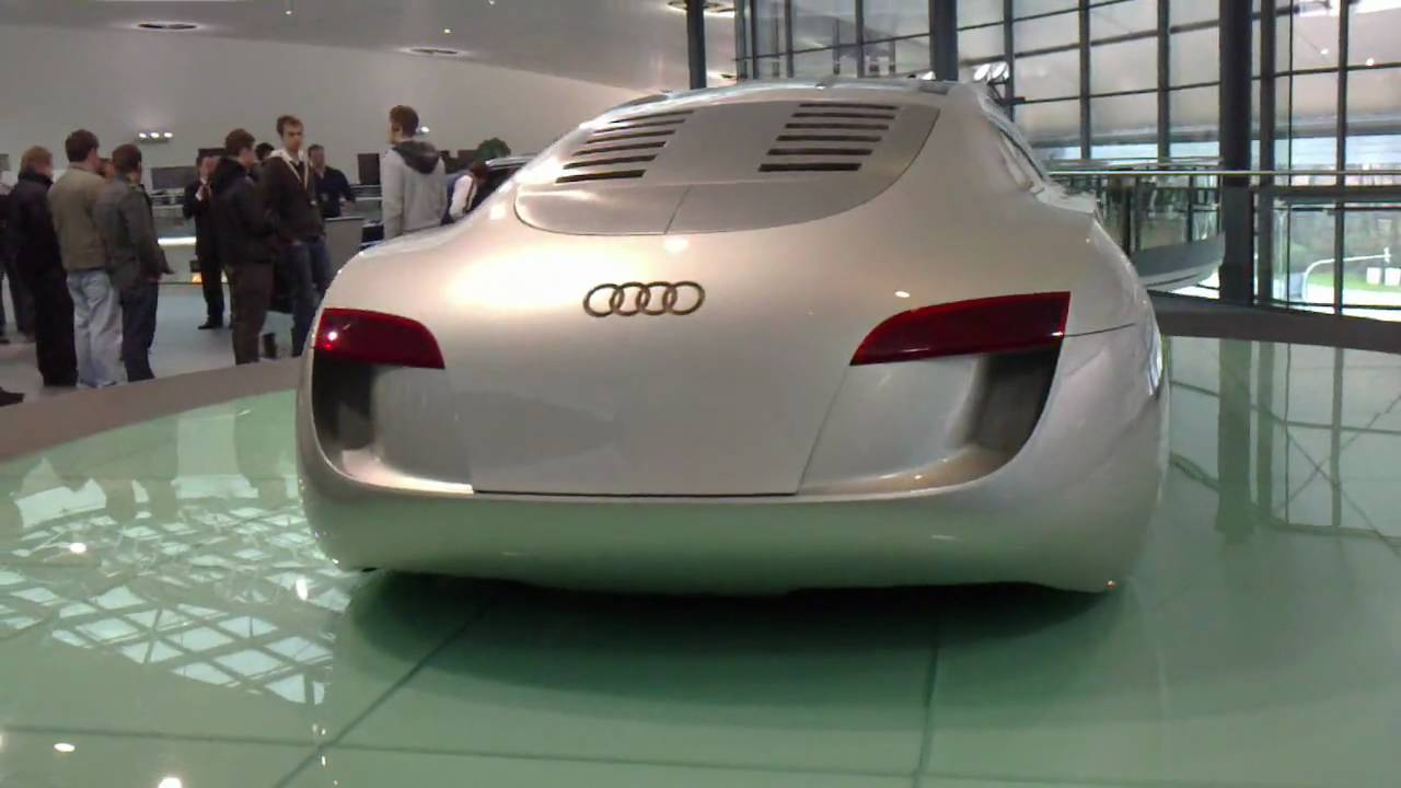 Audi Rsq Concept Car Youtube