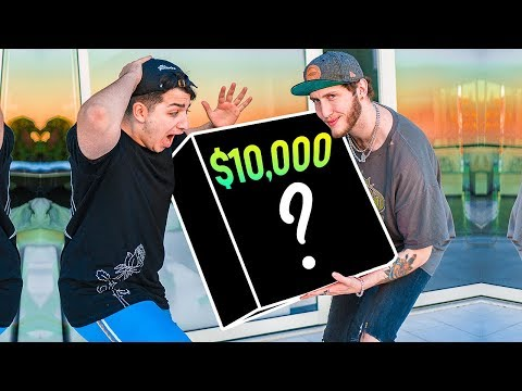 SURPRISING MY EDITOR WITH A $10,000 PC!! (emotional)