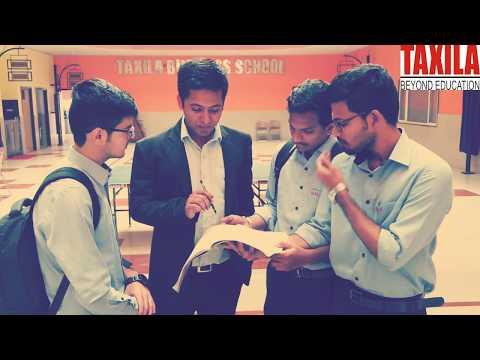 Taxila Business School By: RAJU, TANMAY, BARSHA, NIVEDITA