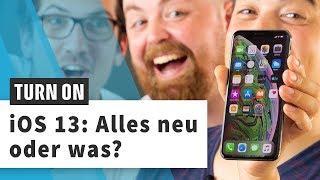 iOS 13: Was ist neu und was sieht nur so aus?