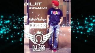 Kalliyan Kulliyan || Diljit Dosanjh ||  DJ SSS