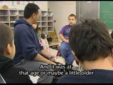 Learning from our Elders Part 1 - Storytelling