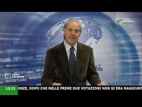 InfoStudio il telegiornale della Calabria notizie e approfondimenti - 26 Marzo 2020 ore 13.30