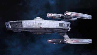 "STAR TREK ONLINE HD ""New Constellation Class"" (2014) 1080p"
