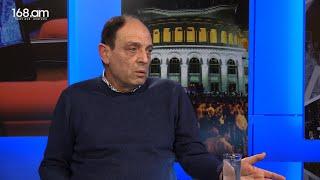 Հրայր Թովմասյանի շուրջ զարգացումը բացահայտ ահաբեկում է. Ավետիք Իշխանյան․168.am