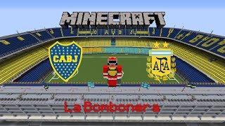 Estadios en Minecraft #9: La Bombonera