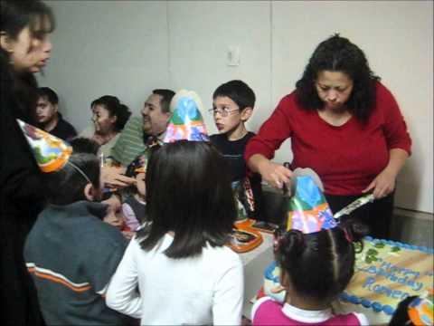 Romeo Chavez Birthday Party #2. SLC, UT