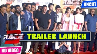 UNCUT | RACE 3 OFFICIAL TRAILER LAUNCH | FULL EVENT | SALMAN KHAN | Jacqueline Fernandez | Bobby