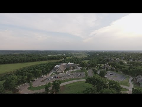 The Patriot Golf Club in Owasso, Aerial Tour of Tulsa's Newest Wedding Venue