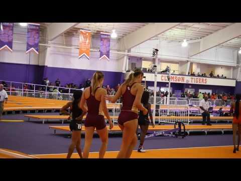 FSU Track and Field 2017 Meet 1 (Indoors)
