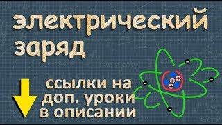 ЭЛЕКТРИЧЕСКИЙ ЗАРЯД 8 класс | Романов