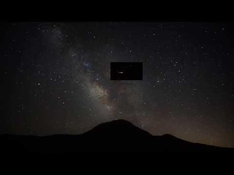 The Milky Way was INSANE!