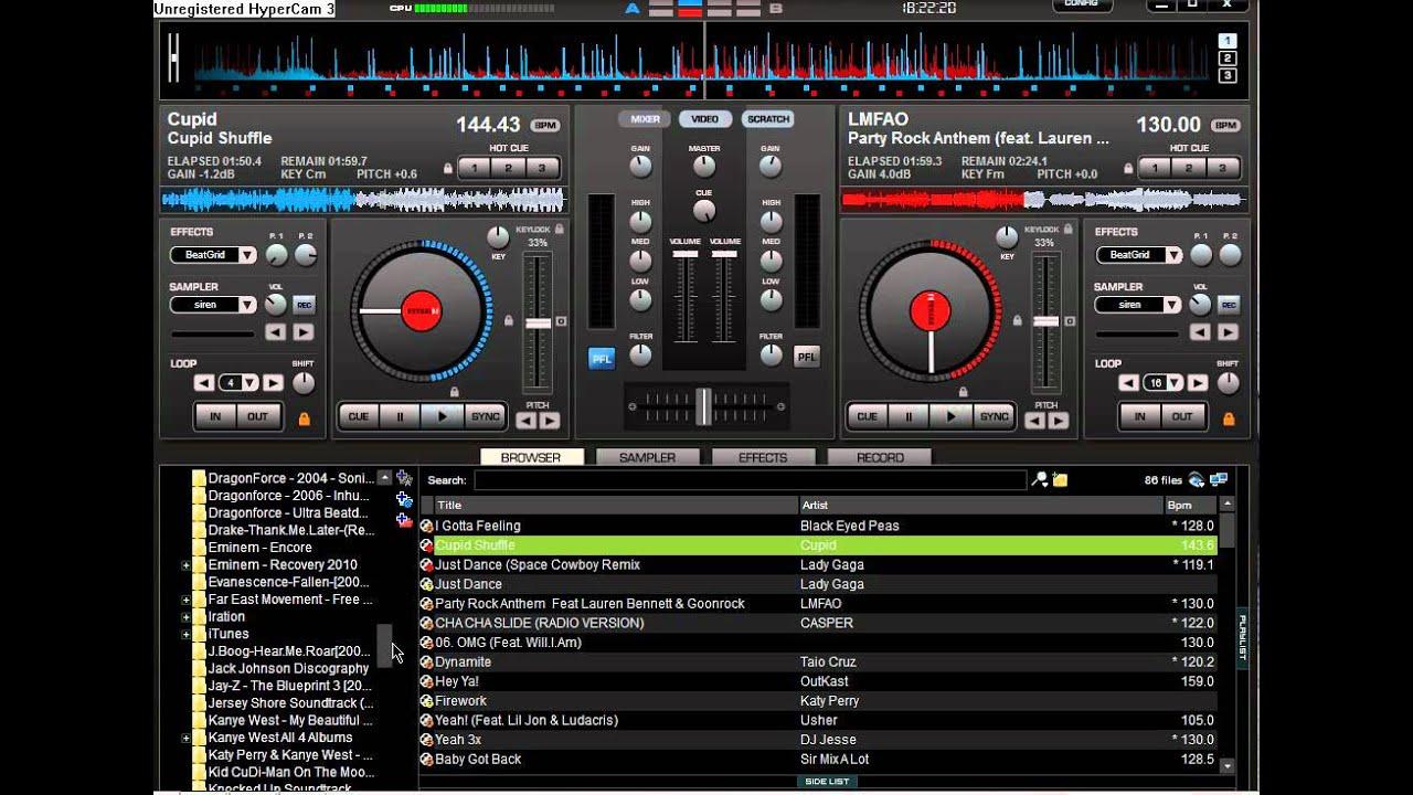 Resultado de imagen de Virtual DJ Studio 7.