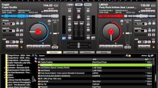 Virtual DJ 7 Tutorial: Basics