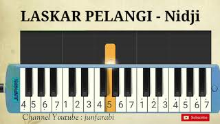 Download lagu not pianika laskar pelangi - nidji