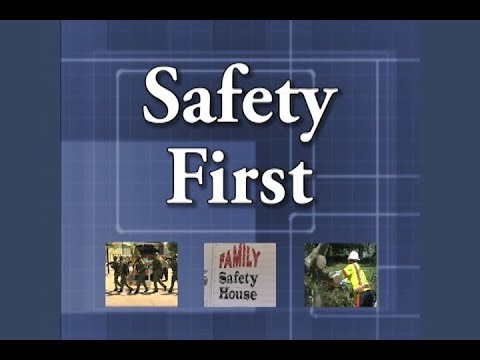 Safety First - 2017 Fire Prevention Week