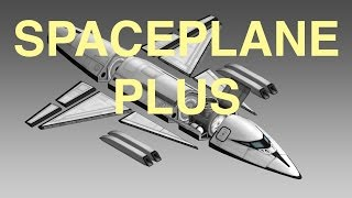 Kerbal Space Program - Spaceplane Plus Mod
