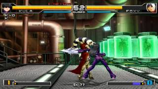 The King of Fighters 2002 Unlimited Match Gameplay With K