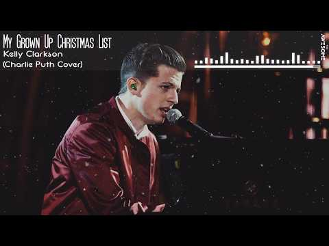 Amy Grant - Grown Up Christmas List (Charlie Puth Cover)
