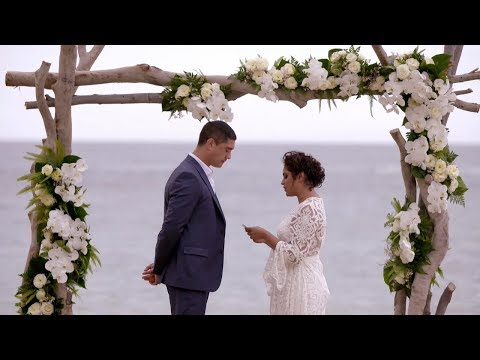 Patrick and Charlene's brutally honest final vows | Married at First Sight Australia 2018