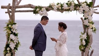 Patrick and Charlene's brutally honest final vows   Married at First Sight Australia 2018