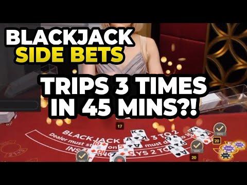 LIVE CASINO BLACKJACK - INSANE TRIPS! 😱🔥 12K WIN STREAK (2020)