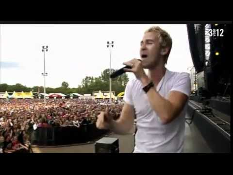 Lifehouse - First Time  live (pinkpop 2011)