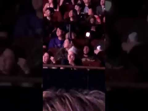 WTF! HARRY STYLES WENT TO BLACKPINK LA CONCERT