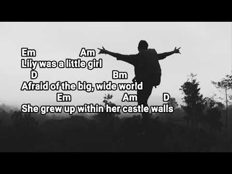 Alan Walker, K-391, Emelie Hollow - Lily (Lyric and Chord)