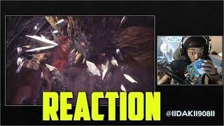 Moster Hunter World Tgs17 Trailer Reaction