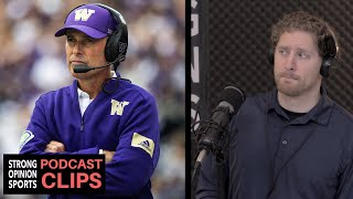 Chris Petersen Stepped Down At UW