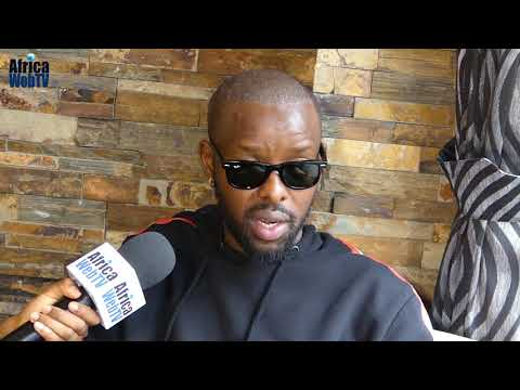 Eddy Kenzo in Amsterdam - Up Close and Personal Interview