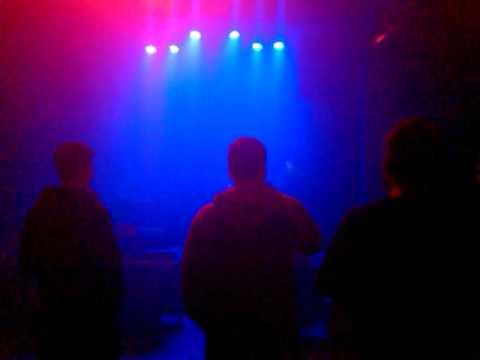 BARTEK(live)@FA Release party, FUGA Club, Bratislava, Slovakia